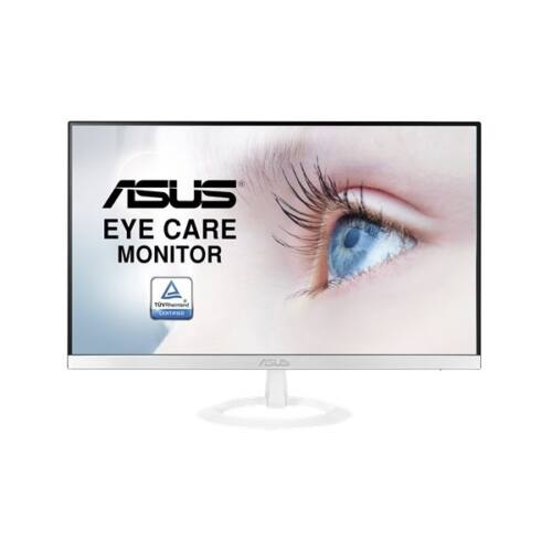 """ASUS VZ249HE-W Eye Care Monitor 23,8"""" IPS, 1920x1080, HDMI/D-Sub"""