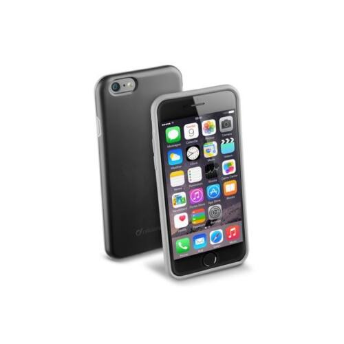 Cellularline Tok, gumi, átlátszó matt felülettel, Nokia Lumia 535