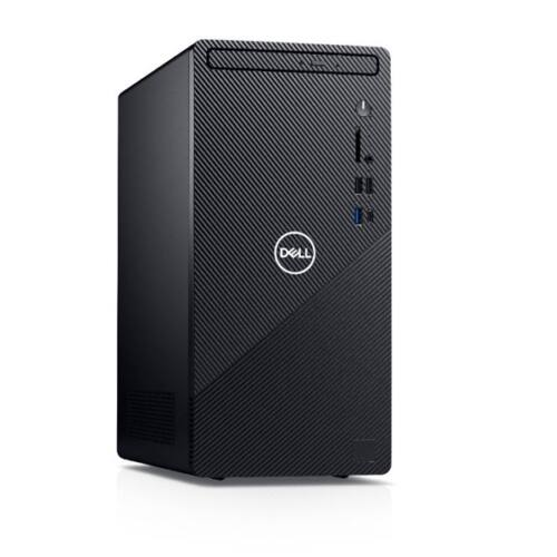 DELL PC Inspiron 3881 i3-10100  (4,3 Ghz), 8GB, 1TB, DVD-RW, Intel UHD, Win 10,  Fekete