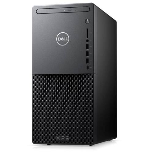 Dell PC XPS 8940 Intel Core i7-10700 (4,8 GHz) 16GB, 512GB SSD + 1TB, Nvidia GTX 1660 Ti 6GB, Win 10,  HUN Black