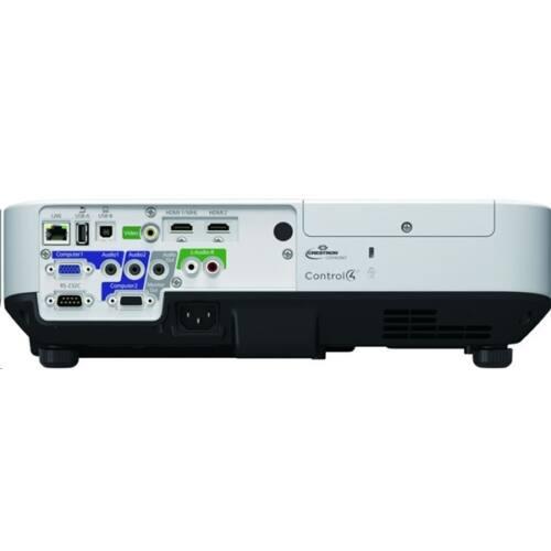 EPSON Projektor - EB-2255U (3LCD,1920x1200 (WUXGA),16:10, 5000 AL,15000:1,2xHDMI/2xVGA/USB/RS-232/RJ-45/WIFi/2xRGB/MHL)