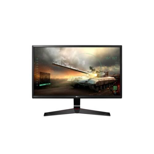 """LG IPS Gaming Monitor 23,8"""" - 24MP59G, 1920x1080, 250cd, 1ms, VGA, HDMI, DisplayPort, Freesync"""