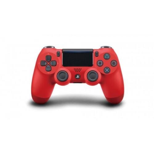 SONY PS4 Kiegészítő Dualshock 4 V2 kontroller piros