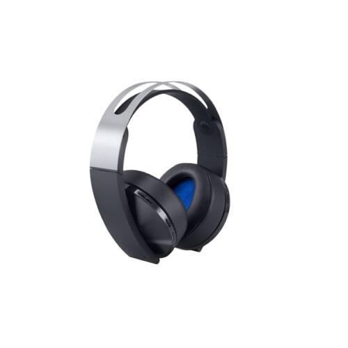 SONY PS4 Kiegészítő Headset Platinum vezeték nélküli