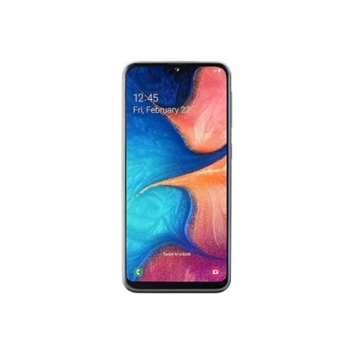Samsung Galaxy A20e okostelefon LTE 32GB Dual SIM, Fekete