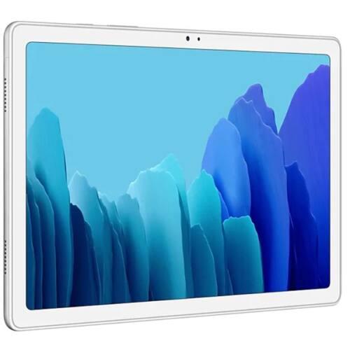 "Samsung Galaxy Tab A7 Wifi, 10.4"" SM-T500NZSAEUE, 32GB, Ezüst, 7040mAh akkumulátor"