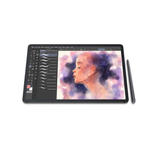 Samsung Galaxy Tab S7+ LTE, 5G SM-T976BZKAEUE, 128GB, S-Pen, Tablet, Fekete