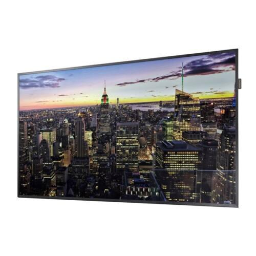 "Samsung LFD LED UHD monitor 49"" QM49H 3840x2160, 500cd, 5000:1, 8ms"