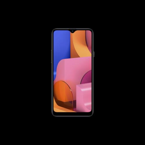 Samsung SM-A207F/DS Black okostelefon / A20s DualSIM/ 32 GB