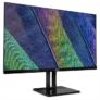 """Kép 2/9 - AOC IPS monitor 21,5"""" - 22V2Q, 1920x1080, 16:9, 250 cd/m2, 5ms, HDMI, DisplayPort"""