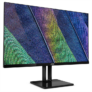 "Kép 2/10 - AOC IPS monitor 27"" - 27V2Q, 1920x1080, 16:9, 250 cd/m2, 5ms, HDMI, DisplayPort"