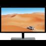 """Kép 1/7 - AOC IPS monitor 31,5"""" - Q3279VWFD8, 2560x1440, 16:9, 250 cd/m2, 4ms, VGA, DVI, HDMI, Displayport, freesync"""