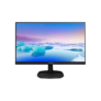 """Kép 2/3 - Philips IPS monitor 23,8"""" - 243V7QJABF/00 1920x1080, 16:9, 250 cd/m2, 5ms, VGA, HDMI, Displayport, hangszóró"""